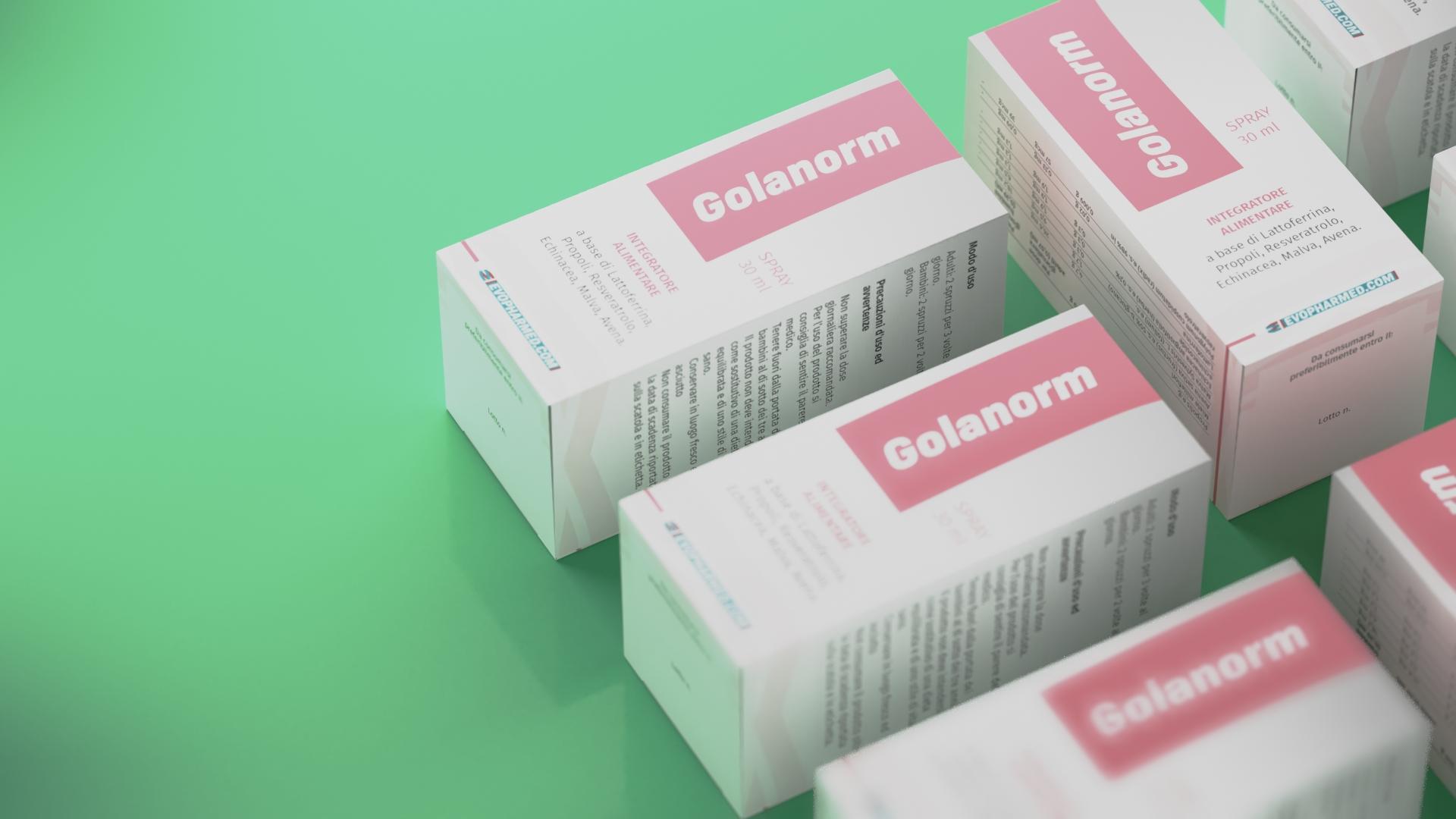 GOLANORM